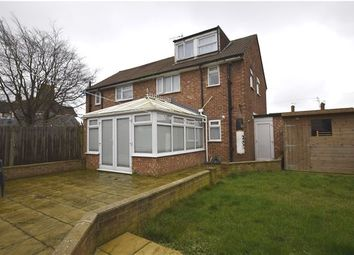 Thumbnail 3 bed semi-detached house for sale in Cumberland Road, Bexhill