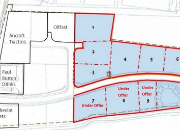 Thumbnail Land to rent in Pinnaclehill Industrial Estate, Kelso, Roxburghshire, Scottish Borders