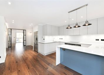 Thumbnail 3 bed flat to rent in Buckley House, 96 Addison Road, London