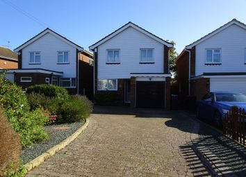 Thumbnail 4 bed detached house for sale in Taw Close, Worthing