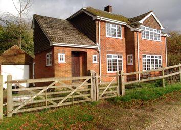 Thumbnail 3 bed farmhouse to rent in Godshill Wood, Fordingbridge