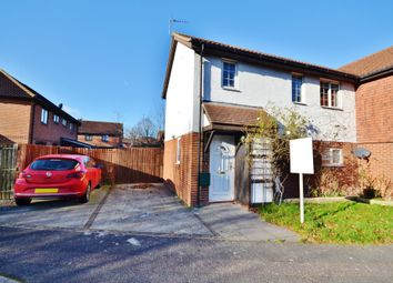 Thumbnail 3 bedroom semi-detached house for sale in Linacre Close, Didcot