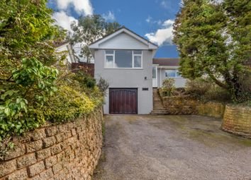 Thumbnail 3 bed detached bungalow for sale in Milbury Lane, Exminster, Exeter