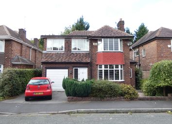 4 bed detached house for sale in South Park Road, Gatley, Cheadle SK8