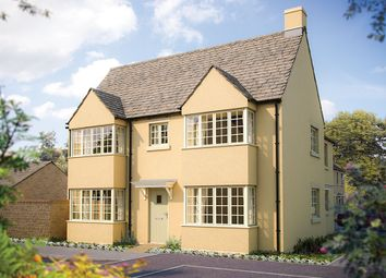 "Thumbnail 3 bed semi-detached house for sale in ""The Sheringham"" at Todenham Road, Moreton-In-Marsh"