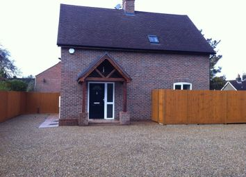 Thumbnail 3 bed detached house to rent in London Road, Burgess Hill