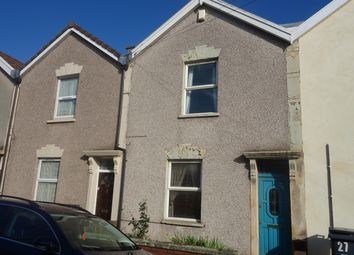 Thumbnail 3 bed terraced house for sale in Wood Street, Eastville, Bristol