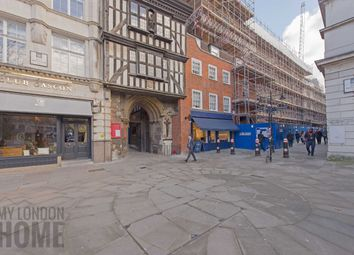 Thumbnail 2 bed flat for sale in Barts Square, Abernethy House, 56 West Smithfield, Clerkenwell