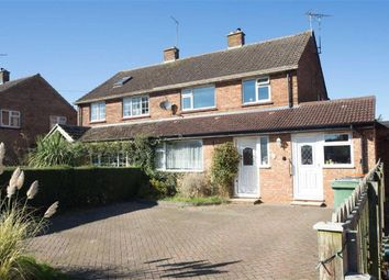 Thumbnail 4 bed semi-detached house for sale in Bush Close, Toddington, Dunstable