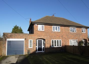 Thumbnail 3 bed semi-detached house for sale in Westfield, Sevenoaks