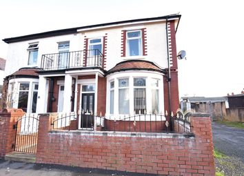 Thumbnail 3 bed semi-detached house for sale in Aylesbury Avenue, Blackpool, Lancashire