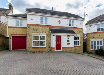Thumbnail 4 bedroom detached house for sale in Nativity Close, Sittingbourne