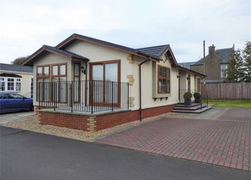 Thumbnail 2 bed mobile/park home for sale in 2 Leven Park, Gairneybridge, Kinross-Shire