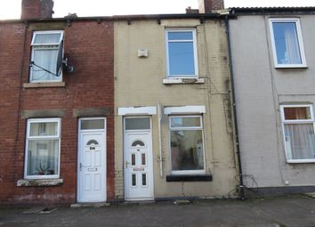 Thumbnail 2 bedroom terraced house for sale in Belmont Street, Rotherham