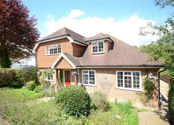 Thumbnail 4 bed detached house for sale in The Street, Dockenfield, Farnham