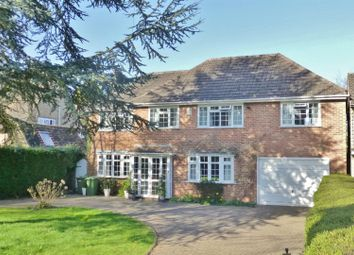 Thumbnail 4 bedroom detached house for sale in Stamford Road, Oakham