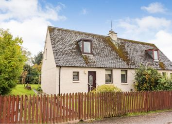 Thumbnail 3 bed semi-detached house for sale in Fraser Street, Conon Bridge