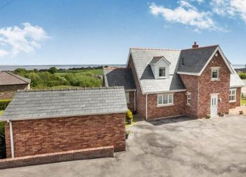 Thumbnail 4 bed detached house for sale in Carmel Road, Carmel, Holywell, Flinshire