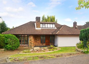 Thumbnail 4 bed detached bungalow for sale in Highfield Way, Rickmansworth, Hertfordshire