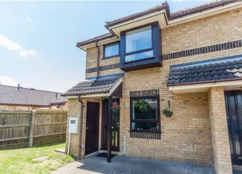 Thumbnail 1 bed flat for sale in Loves Close, Histon, Cambridge
