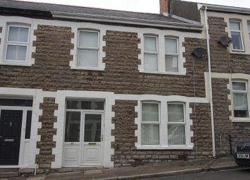 3 bed terraced house for sale in Princes Street, Barry CF62