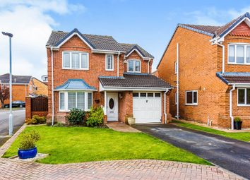 Thumbnail 4 bed detached house for sale in Alverley Way, Birdwell, Barnsley