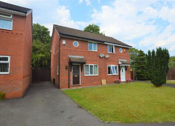 Thumbnail 2 bed semi-detached house for sale in Ashby Close, Farnworth