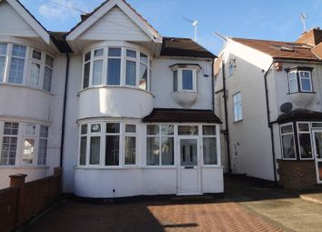 Thumbnail 4 bed semi-detached house for sale in Larkfield Avenue, Harrow