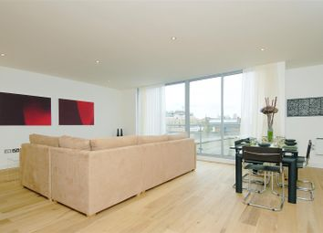 Thumbnail 2 bed flat to rent in The Foundry, 8 Dereham Place, London