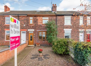 Thumbnail 4 bed terraced house for sale in Green Lane, Barnburgh, Doncaster