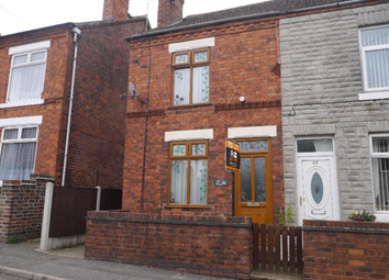 Thumbnail 2 bed semi-detached house to rent in New Street, South Normanton