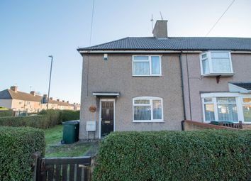 Thumbnail 2 bedroom semi-detached house for sale in Heath Crescent, Coventry