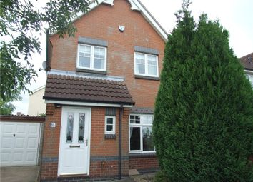Thumbnail 3 bed semi-detached house for sale in Jasmine Court, Heanor