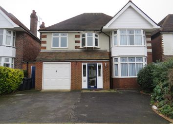 Thumbnail 5 bed detached house to rent in Sunnybank Road, Sutton Coldfield