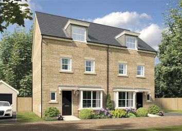Thumbnail 3 bed semi-detached house for sale in Pickwick Court, Bath Road, Corsham