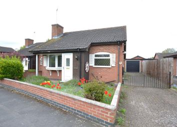 Thumbnail 2 bed detached bungalow for sale in Gibson Road, Sileby, Leicestershire