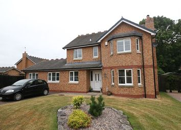 Thumbnail 4 bed detached house for sale in Larch Drive, Stanwix, Carlisle, Cumbria