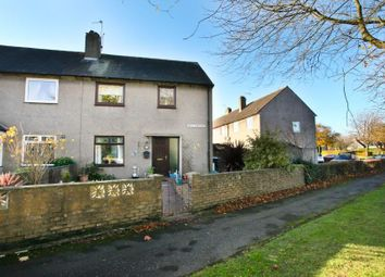 Thumbnail 3 bedroom semi-detached house for sale in Well Crescent, Glenrothes