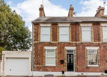 Thumbnail 2 bed end terrace house for sale in Mitre Road, Rochester