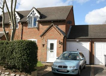 Thumbnail 2 bed detached house to rent in Church Road, Kirkby Mallory, Leicester