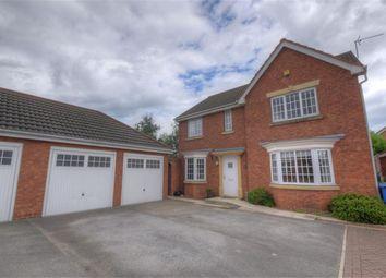 Thumbnail 4 bed detached house for sale in Derwent Gardens, Bridlington