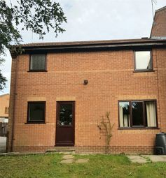 Thumbnail 3 bed town house to rent in Ashton Way, Belper, Derbyshire