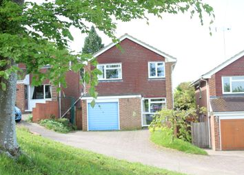 Thumbnail 4 bed detached house for sale in Chilton Way, Hungerford