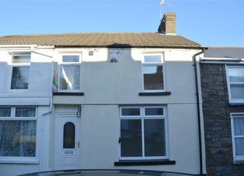 Thumbnail 3 bed terraced house to rent in Bell Street, Aberdare, Rhondda Cynon Taff