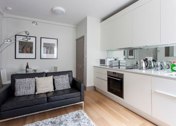 Thumbnail 1 bed duplex to rent in Cleveland Street, London