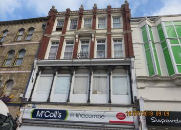 Thumbnail 2 bed flat to rent in High Street, Ilfracombe