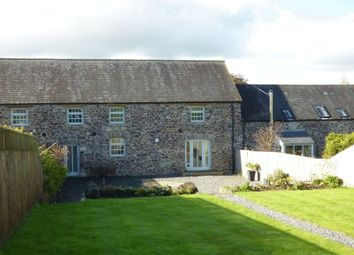 Thumbnail 4 bed barn conversion for sale in Lewdown, Okehampton