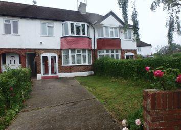 Thumbnail 3 bed terraced house for sale in Dirdene Gardens, Epsom