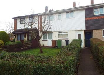 Thumbnail 3 bedroom terraced house for sale in Bloxwich Lane, Beechdale, Walsall, .