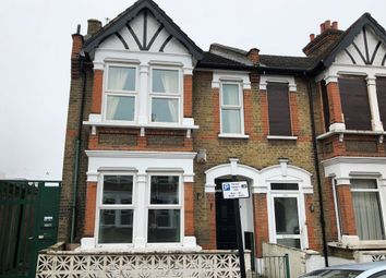 Thumbnail 3 bed end terrace house for sale in Burghley Road, Leytonstone